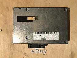Audi Bluetooth D'origine Steuergerät 4e0862335