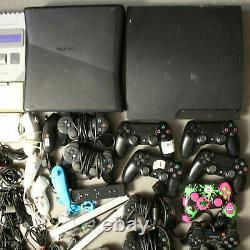 Bastler Konvolut Ps3, Xbox 360, Ds, Wii U, Contrôleur, Télécommande, Module Defekt