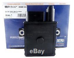 Beru Original 6x Bougie De Préchauffage Et 1x Relais De Commande Bmw E46 E90 E60 E83 E53 E70