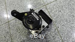 Bmw E46 Abs Dsc-hydraulikblock / Steuergerät 6759047/6759045 Originale