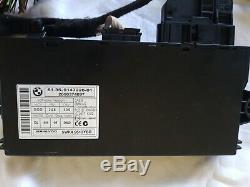 Bmw E87 E90 E92 Cas3 + Ecu + 2x Touches + Bouton De Démarrage Avec Module Oem Câble