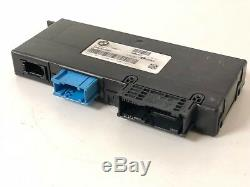 Bmw F01 F06 F07 F10 F12 Chost 9322532 Module Passerelle Centrale 9266407 Zgw Haute