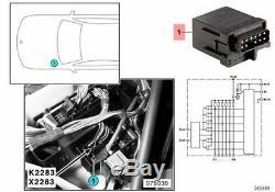 Bmw Neuf Véritable E46 E39 E38 E53 3 5 7 X5 Series Bougie De Préchauffage À Relais 2246919