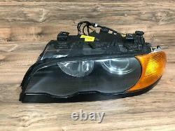 Bmw Oem E46 323 325 328 330 M3 Avant Conducteur Côté Xénon Phare 2000-2003 2