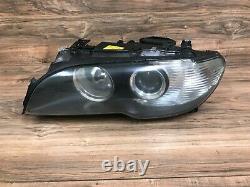 Bmw Oem E46 325 330 M3 Avant Gauche Xenon Phare Coupe Convertible 04-06 2