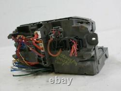 Bmw Oem E70 E71 X5 X6 Front Fuse Box Sam Fuses Relais Avec Module De Carrosserie 2007-2013