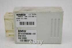 Bmw Série 5 E61 Kombi Steuergerät Luftversorgung Luftfederung Wabco 6766280 Originale