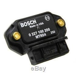 Bosch 0227 100 200 Moteur Allumeur Module De Commande Système Pièce De Rechange