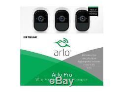 Caméra Hd Sans Fil 3 Avec Système De Sécurité Arlo Pro Smart Security, Audio Intérieur