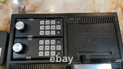 Coleco Colecovision Console, Module D'extension Atari, Chariots Donkey Kong, Commandes