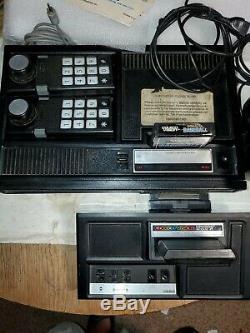 Colecovision Console De Jeux Module 2400 Et Extension 1 Et 2 Super Contrôleurs D'action