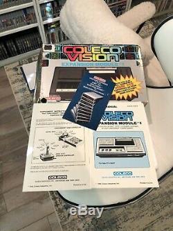 Colecovision Console, Module D'extension 1, Super Contrôleurs D'action Tous Cib