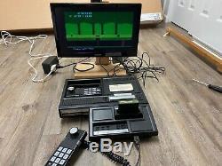 Colecovision Console With21 Jeux, Module D'extension # 1 & # 2 + Contrôleurs Super