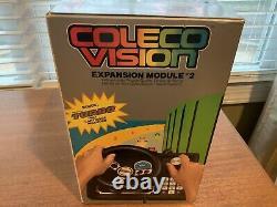 Colecovision Expansion Module 2 Contrôleur De Direction Scellé Nouveau Jamais Ouvert Rare