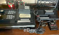 Colecovision Extension Console Module1 + 2 Contrôleurs 1 Jeu Tested
