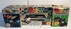 Console Coleco Vision Avec Module D'extension #2 Et 2 Contrôleurs Super Action Bundle