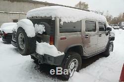 Contrôle Airbag Système De Retenue Module Ecu Ecm 15192449 Hummer H2 Oem 2003-04