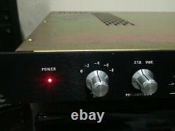 Contrôleur De Modulation De Pointe Crl Systems Pmc-400a