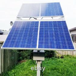 Contrôleur De Tracker Solaire Dual Axis + 40a Module Relais Pour Le Système À Grand Courant