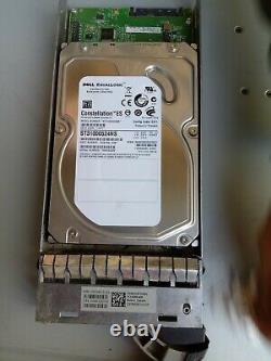Dell Equallogic Ps6010 San Storage System Dual Type 10 Modules Contrôleur +16