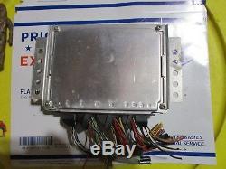 Discovery II 2ecm Module De Commande Du Moteur Ordinateur Pcm Ecu Motopropulseur Brain Box