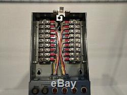 Flamme Fireye Honeywell Brûleur Du Four Module De Commande 120vac Système De Test Diagnostiquer