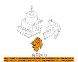 Ford Oem Abs Antiblocage Système De Freinage-control Module 9l8z2c219f