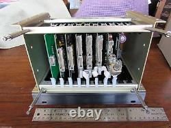 Fusion Uv Systems System Control Computer Module Rack With 8 Cards Bus Card Cage