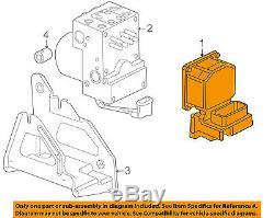 Hummer H2 Gm Oem 03-07 Abs Anti-lock Module Système De Contrôle De Freinage 19301997