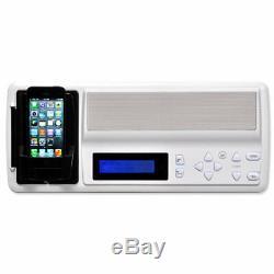 Kit Système Ist Retro Musique Et Interphone, Blanc (remplace Votre Ancien Interphone Nutone)