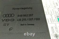 Komfortsteuergerät Audi Tt 8n 8n8962267