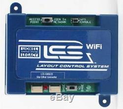 Lionel 81325 Lcs Système Wi-fi Module De Commande Nouveau