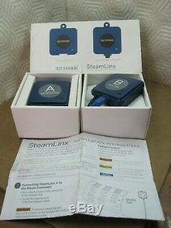 M. Steamlinx Vapeur Système De Contrôle Mobile Émetteur Et Récepteur Modules