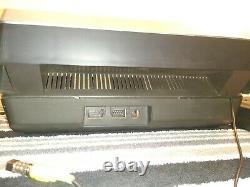 Magnavox Odyssey 2 Avec Voice Module Testé & Works + 2 Commandes Adaptateur Ac