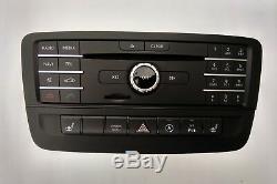 Mercedes Benz A W176 B W246 Cla W117 Gla W156 Oem Unité Principale D'origine Ntg51 CD