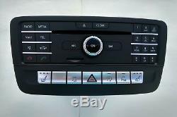 Mercedes Benz Classe W117 Gla W156 Série Oem Afficheur 8 / Unité Principale Ntg51 CD