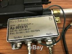 Mercedes Benz W140 500se Oem S500 Sl500 C280 Arrière Radio Antenne W Moteur 92-99