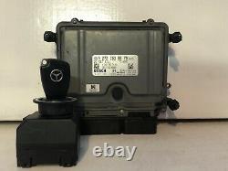 Mercedes Oem Ml350 R350 Engine Start Motor Dme Computer Ecu Complete Set 06-09