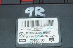 Mercedes Steuergerät W251 R-klasse W164 ML A1648204826 Heckklappe /9r