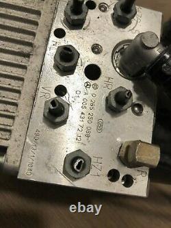 Mercedes W211 E500 E320 W219 Abs Brake Pump System Hydraulic Sbc Anti Lock Oem 3