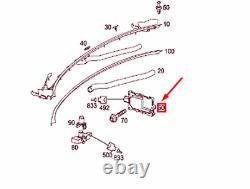 Mercedes-benz E W211 Gasförmigen Schadstoff Capteur A2118300472 Neu Original