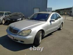 Mercedes-benz S-klasse (w220) S 600 Steuergerät A0315451132 Distronic