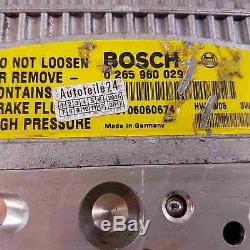 Mercedes-benz Sbc Pumpe A0054318112 0054318112 0265960029 12monate Garantie