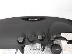 Mk2 8j Audi Tt Tts Complet Tableau De Bord Kit D'airbag Volant Module 2006-2014