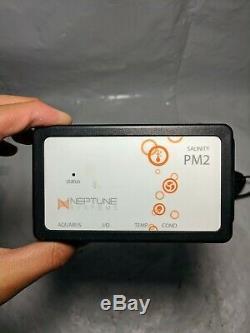 Module Apex Pm2 De Neptune Systems Avec Sonde De Conductivité / Salinité Et Sonde De Température
