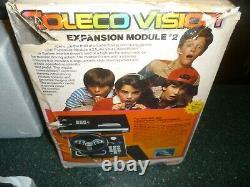 Module D'extension De Colecovision 2 Contrôleur De Direction Dans La Boîte D'origine