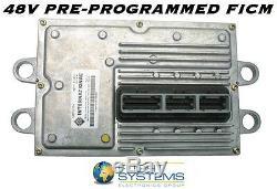Module De Commande D'injecteur De Carburant Ficm De 6,0 L De 6,0 L De Powerstroke Diesel Flight Systems