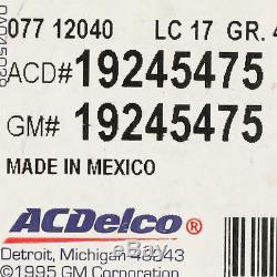 Module De Commande Du Système De Freinage Antiblocage Des Abs Abs 05-09 Buick Chevrolet 19245475