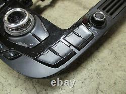 Multimediabedienteil Navigation Audi A4 B8 A5 S5 8t Bedienteil Radio 8t0919609