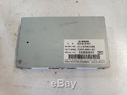 Nissan Titan Quest Qx56 Infos Gps Navi Control Display Unit Module 28330 5z001